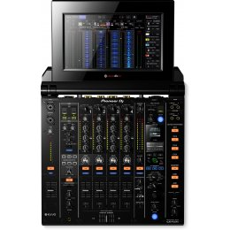 Pioneer - DJM-TOUR1 - TOUR System 4-Channel Digital Mixer With Fold-Out Touch Screen
