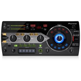 Pioneer RMX-1000 3-in-1 Remix Station With Editing Software, Innovative Performance Hardware And VST / AU Plug-Ins
