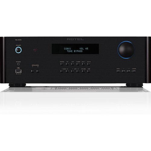Trade In Rotel RA-1570 - Stereo Integrated Amplifier (black)