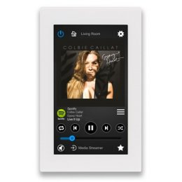 Russound XTS - Wall-Mounted Colour Touchscreen