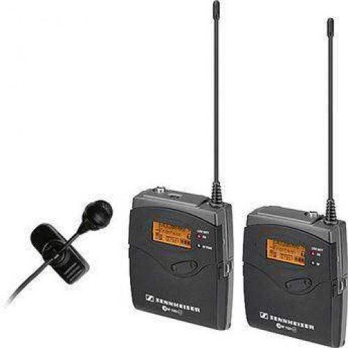 Sennheiser ew 122-p G3 ENG Set - Wireless Portable Microphone System