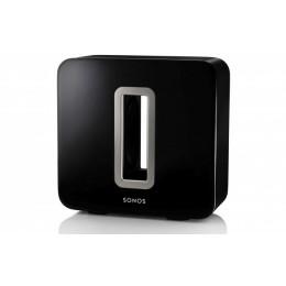 Sonos Sub - Gloss Black WiFi Multi-Room Subwoofer (What HiFi Awards 2018)
