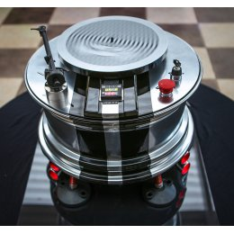 Vinyl Revival - Mustang Eleanor Custom Made Turntable