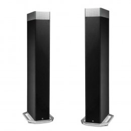 "Definitive Technology BP9080 High-Performance Tower Speaker with Integrated 12"" Powered Subwoofer and Height Module - Pair"