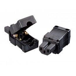 Furutech FI-15G - New High Performance IEC Connector