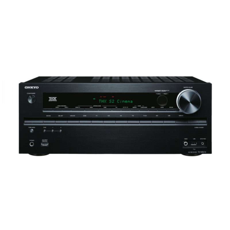 Onkyo TX-NR616 Discontinued - Sold out - Replaced with TX ...