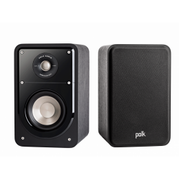 Polk Audio Signature S15E - HiFi Home Theater Compact Bookshelf Speaker - Pair
