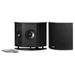 Polk LSiM702FX Surround Speaker Pair - Black