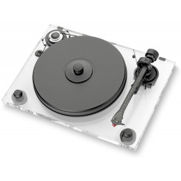Pro-Ject 2Xperience Acryl - Classic Turntable
