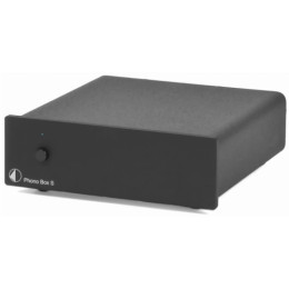Pro-Ject Phono Box - MM or MC Phono Preamplifier