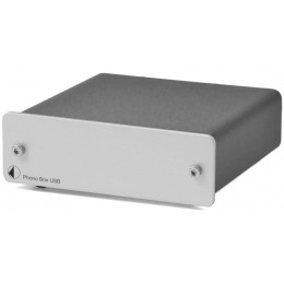 Pro-Ject Phono Box USB - Phono PreAmp with line and USB outputs