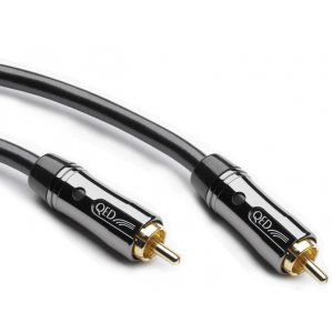 QED PSW-3 Perfomance Subwoofer Cable 3 Meters