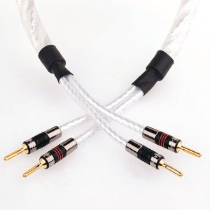 QED Silver Spiral Speaker Cable Per Meter