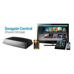 Seagate Central - Networked Storage 2TB (optional 3TB)