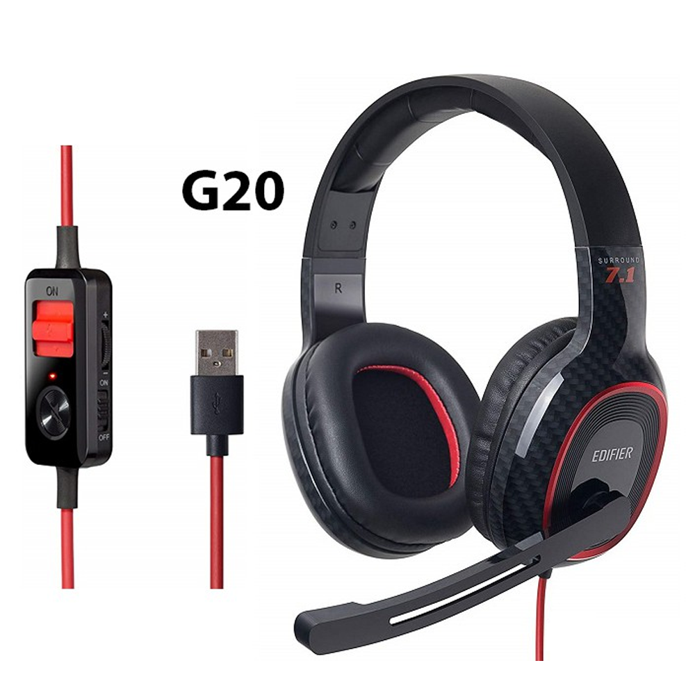 Edifier 7.1 Surround Sound Gaming Headset